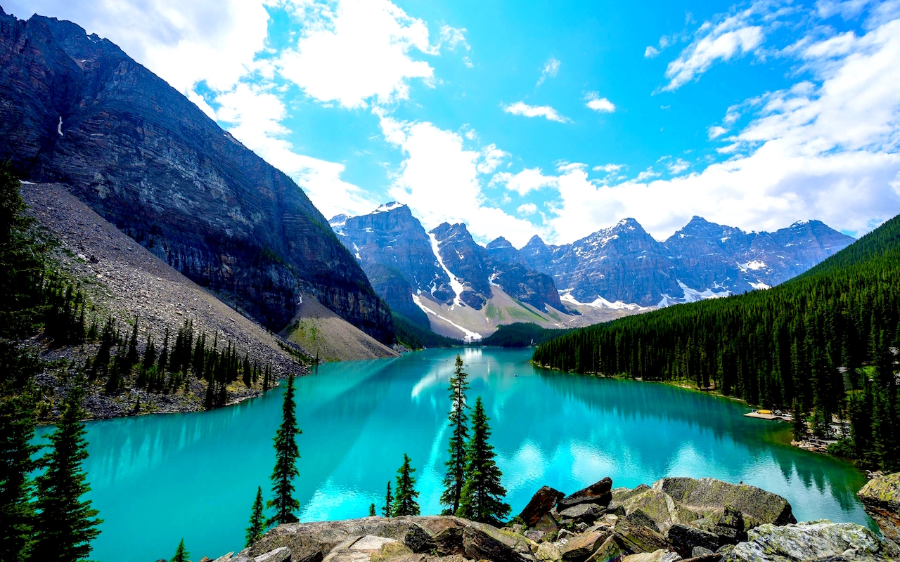 Exploring the Great Canadian Rockies