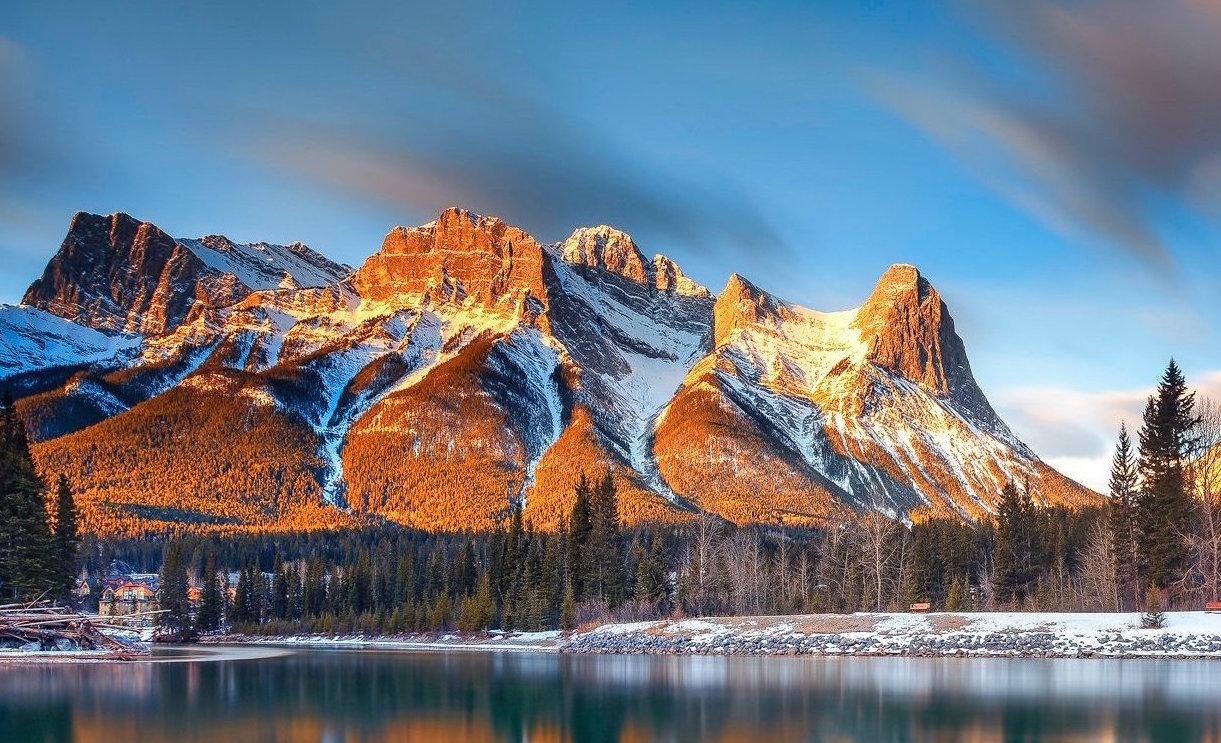 Take in Alberta's Geological Wonders