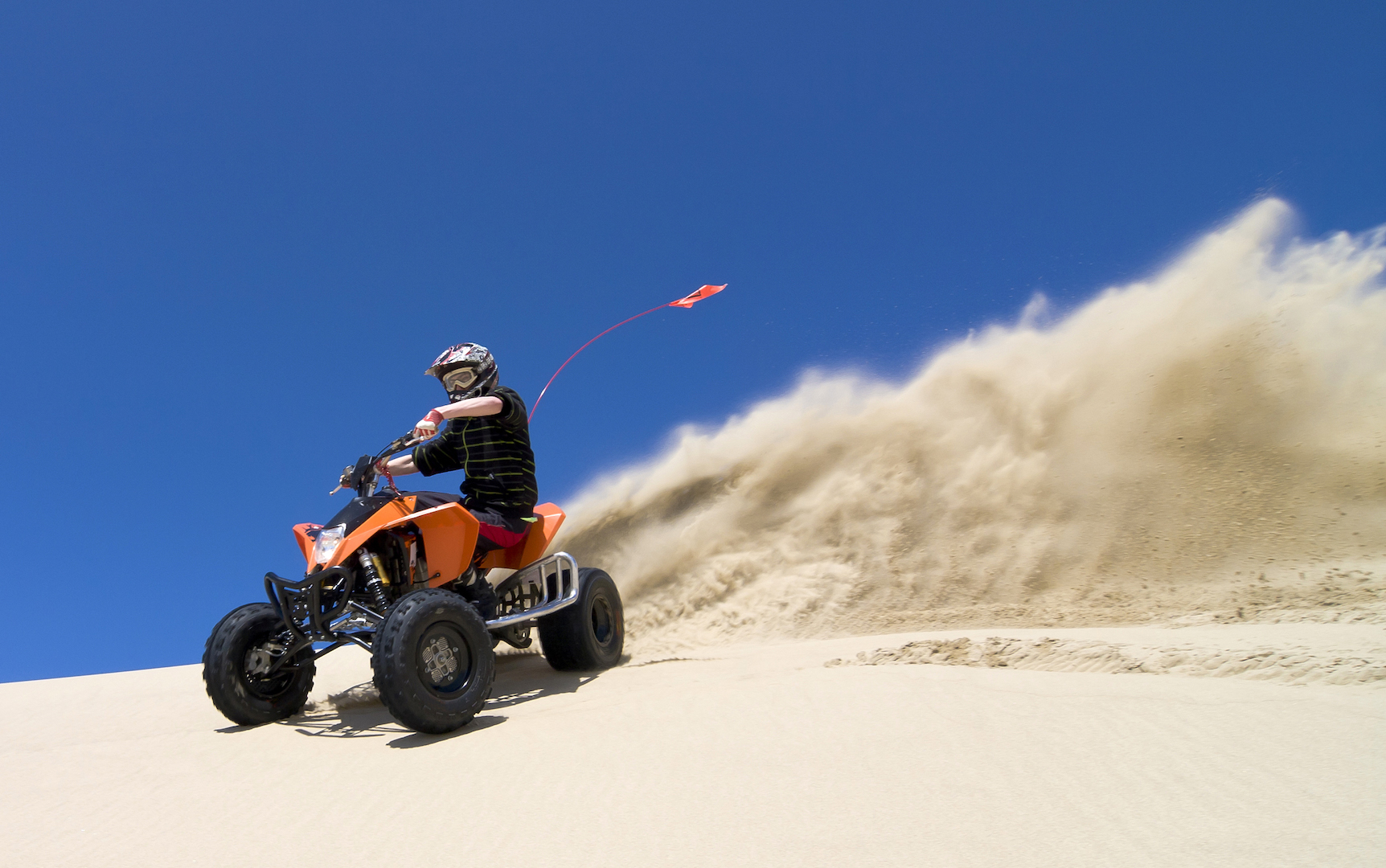 Experience the Dunes